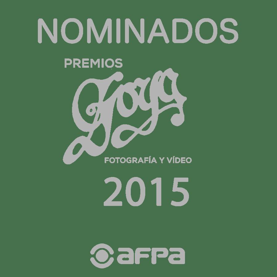GOYA AFPA 2015