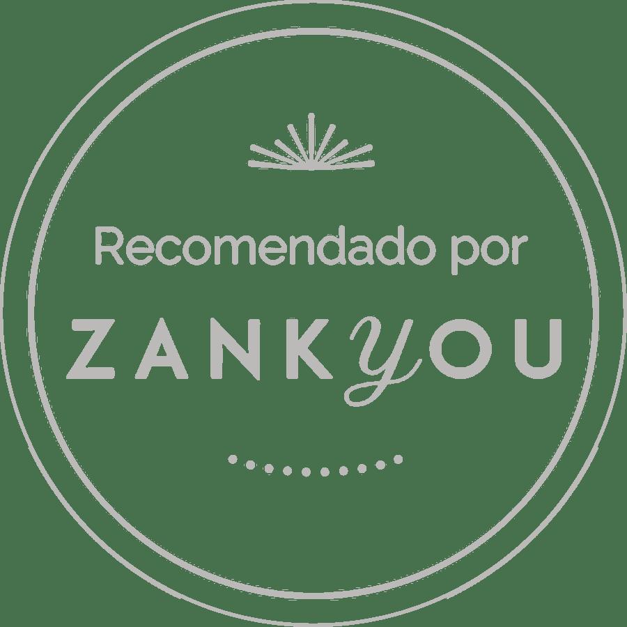 sello recomendacion ZANKYOU